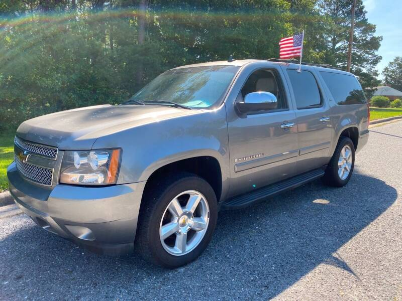 2007 Chevrolet Suburban for sale at Robert Sutton Motors in Goldsboro NC