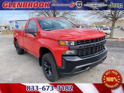 2019 Chevrolet Silverado 1500 for sale at Glenbrook Dodge Chrysler Jeep Ram and Fiat in Fort Wayne IN