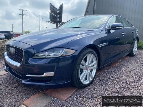 2018 Jaguar XJ for sale at Modern Motorcars in Nixa MO