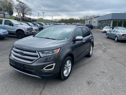 2015 Ford Edge for sale at Ball Pre-owned Auto in Terra Alta WV