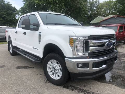 2019 Ford F-250 Super Duty for sale at Creekside Automotive in Lexington NC