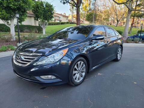2014 Hyundai Sonata for sale at E MOTORCARS in Fullerton CA