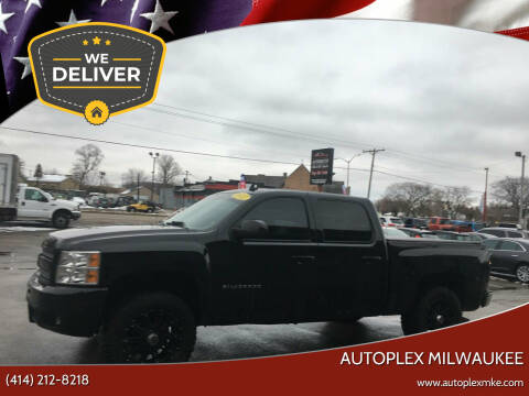 2011 Chevrolet Silverado 1500 for sale at Autoplex 2 in Milwaukee WI
