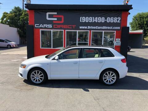 2011 Audi A3 for sale at Cars Direct in Ontario CA