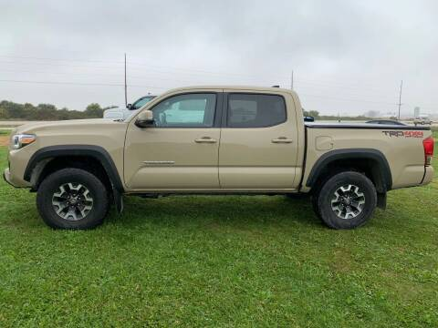 2017 Toyota Tacoma for sale at Sam Buys in Beaver Dam WI