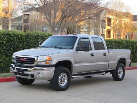 2006 GMC Sierra 2500HD for sale at RBP Automotive Inc. in Houston TX