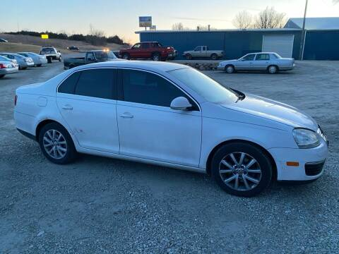 2010 Volkswagen Jetta for sale at Kansas Car Finder in Valley Falls KS