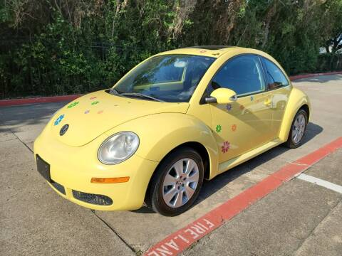 2008 Volkswagen New Beetle for sale at DFW Autohaus in Dallas TX