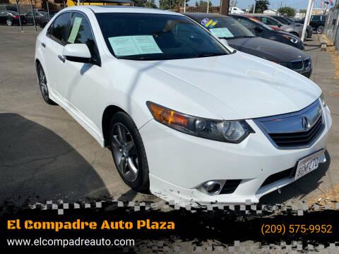 2013 Acura TSX for sale at El Compadre Auto Plaza in Modesto CA