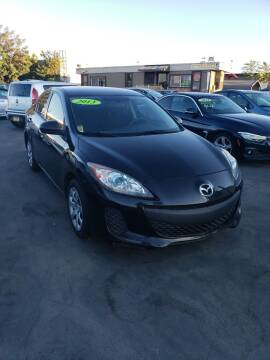 2011 Mazda MAZDA3 for sale at Thomas Auto Sales in Manteca CA