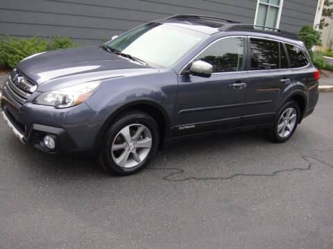 2014 Subaru Outback for sale at Western Auto Brokers in Lynnwood WA