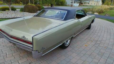 1967 Buick Electra for sale at Classic Car Deals in Cadillac MI