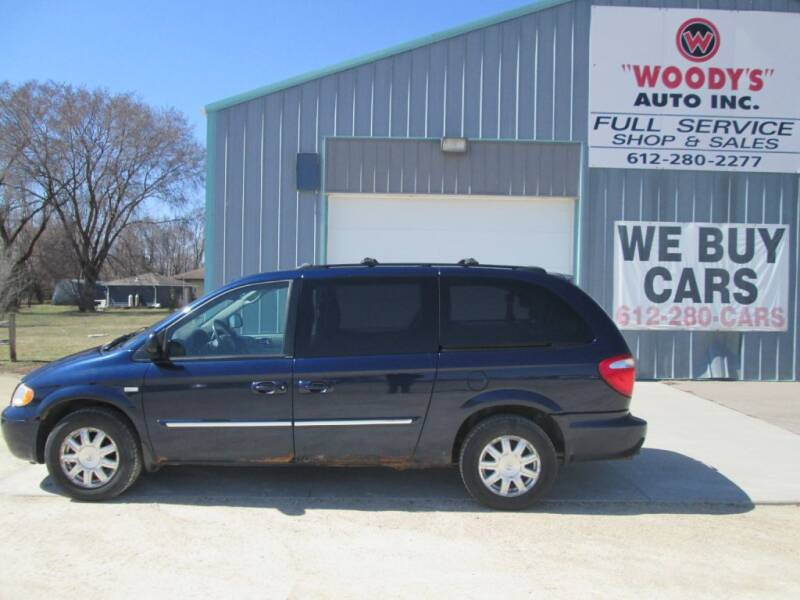 2005 Chrysler Town and Country for sale at Woody's Auto Sales Inc in Randolph MN