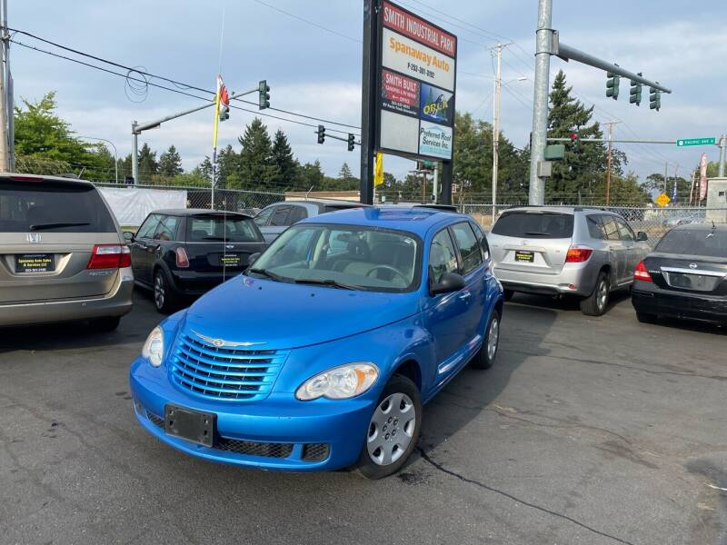 2008 Chrysler PT Cruiser for sale at Tacoma Autos LLC in Tacoma WA