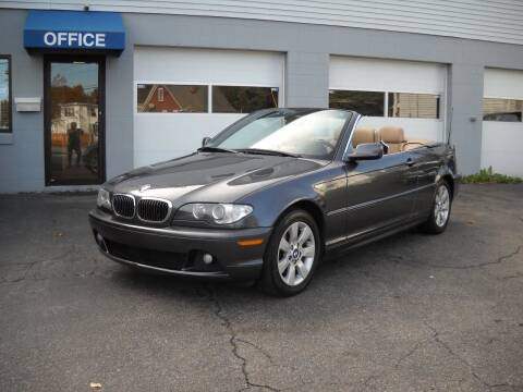 2005 BMW 3 Series for sale at Best Wheels Imports in Johnston RI