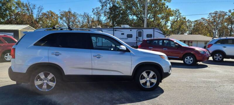 2013 Kia Sorento for sale at Aaron's Auto Sales in Poplar Bluff MO