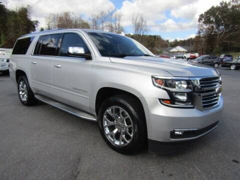 2015 Chevrolet Suburban for sale at Specialty Car Company in North Wilkesboro NC