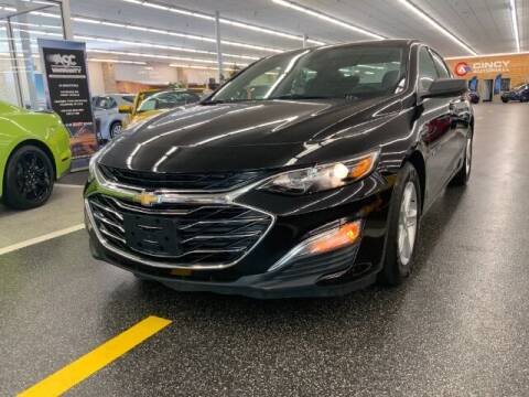 2019 Chevrolet Malibu for sale at Dixie Imports in Fairfield OH
