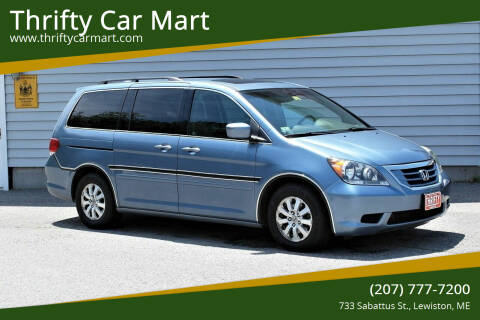 2009 Honda Odyssey for sale at Thrifty Car Mart in Lewiston ME