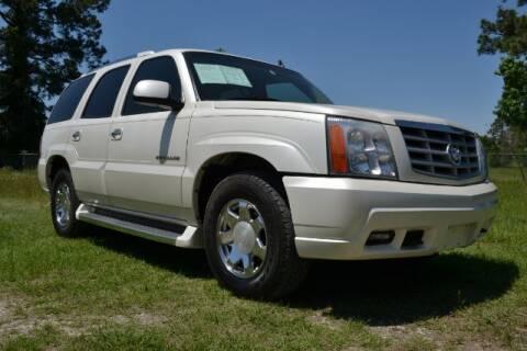 2006 Cadillac Escalade for sale at WOODLAKE MOTORS in Conroe TX