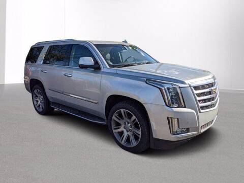 2016 Cadillac Escalade for sale at Jimmys Car Deals at Feldman Chevrolet of Livonia in Livonia MI