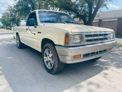 1986 Mazda B-Series Pickup for sale at High Beam Auto in Dallas TX