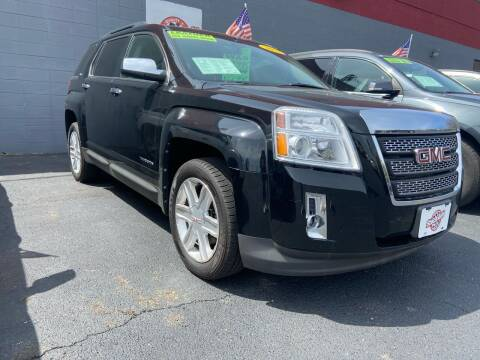 2011 GMC Terrain for sale at Stach Auto in Janesville WI