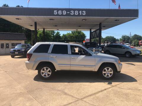 2010 Jeep Grand Cherokee for sale at BOB SMITH AUTO SALES in Mineola TX
