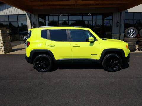 2017 Jeep Renegade for sale at Premier Auto Source INC in Terre Haute IN