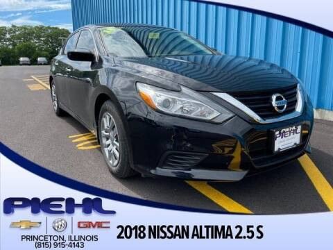 2018 Nissan Altima for sale at Piehl Motors - PIEHL Chevrolet Buick Cadillac in Princeton IL