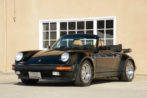 1989 Porsche 911 for sale at Milpas Motors in Santa Barbara CA