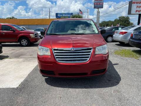 2010 Chrysler Town and Country for sale at CENTRAL FLORIDA AUTO MART LLC in Orlando FL