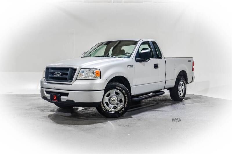 2007 Ford F-150 for sale at CarXoom in Marietta GA