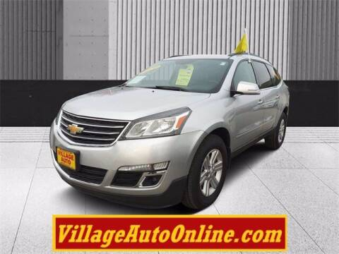 2013 Chevrolet Traverse for sale at Village Auto in Green Bay WI