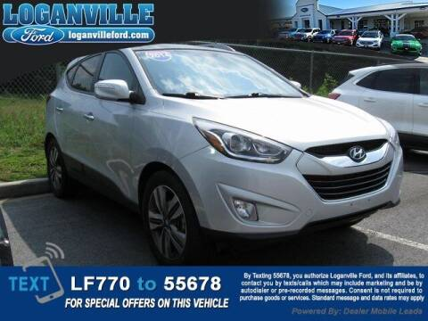 2014 Hyundai Tucson for sale at Loganville Quick Lane and Tire Center in Loganville GA