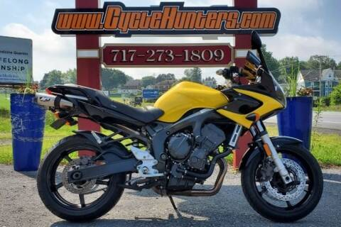 2006 Yamaha FZ-6 Fazer for sale at Haldeman Auto in Lebanon PA