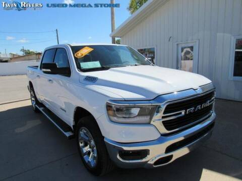 2019 RAM Ram Pickup 1500 for sale at TWIN RIVERS CHRYSLER JEEP DODGE RAM in Beatrice NE