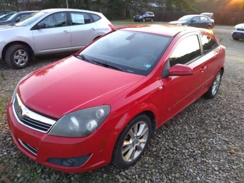 2008 Saturn Astra for sale at Seneca Motors, Inc. (Seneca PA) in Seneca PA