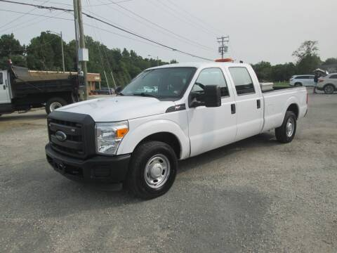 2016 Ford F-250 Super Duty for sale at Wally's Wholesale in Manakin Sabot VA