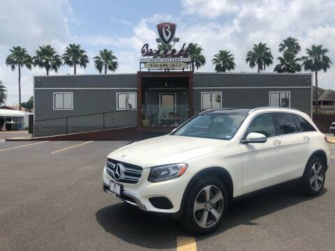 2017 Mercedes-Benz GLC for sale at Barrett Auto Gallery in San Juan TX