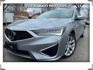 2019 Acura ILX for sale at Rockland Automall - Rockland Motors in West Nyack NY