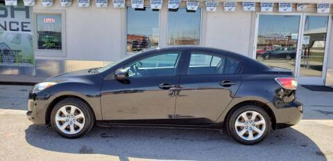 2013 Mazda MAZDA3 for sale at HomeTown Motors in Gillette WY