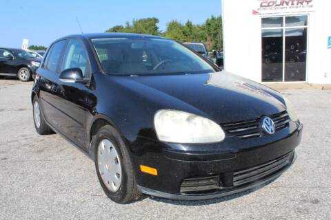 2008 Volkswagen Rabbit for sale at UpCountry Motors in Taylors SC