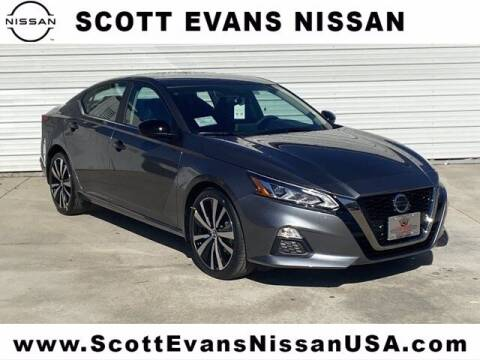 2021 Nissan Altima for sale at Scott Evans Nissan in Carrollton GA