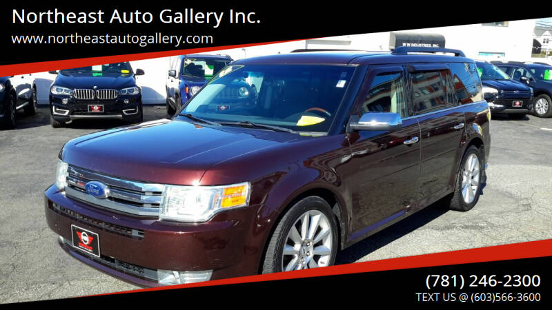 2012 Ford Flex for sale at Northeast Auto Gallery Inc. in Wakefield MA