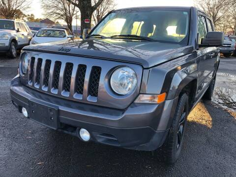 2015 Jeep Patriot for sale at Atlantic Auto Sales in Garner NC