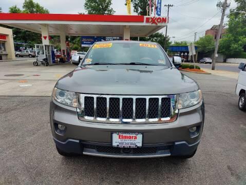 2011 Jeep Grand Cherokee for sale at Elmora Auto Sales in Elizabeth NJ