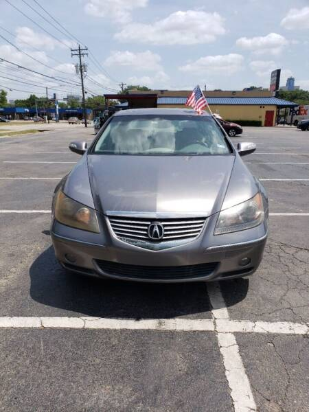 2006 Acura RL for sale at SBC Auto Sales in Houston TX