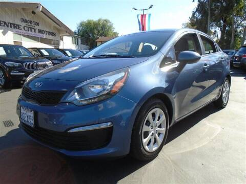 2016 Kia Rio for sale at Centre City Motors in Escondido CA