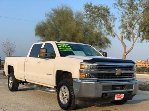 2016 Chevrolet Silverado 2500HD for sale at Esquivel Auto Depot in Rialto CA